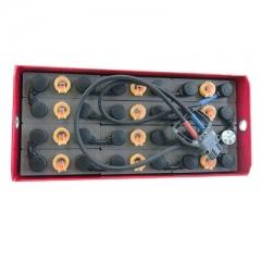 林德V10电动中位拣选叉车蓄电池24V/4PZS560 电动叉车电池厂家