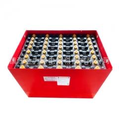 林德K15三向窄通道叉车蓄电池80V/5PZS700 叉车电瓶生产厂家