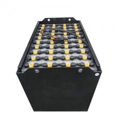 丰田8FBN30叉车80V叉车蓄电池VGF370 丰田平衡重叉车电瓶80V370Ah