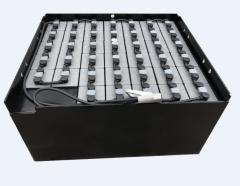 现代叉车HB35E电动平衡重蓄电池40-8PZB520 现代叉车厂家原装电池批发