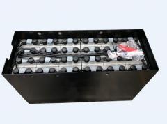 现代2吨叉车电动前移式叉车电池5PZB350  现代叉车HBR20电瓶48V350Ah