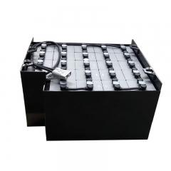 SHINKO 6FB25平衡重2.5吨 48V600ah神钢叉车蓄电池厂家